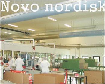 诺和诺德医药实验室