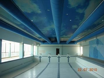 苏州科技园游泳馆