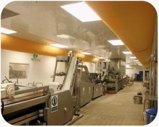 钢铁铸造 —法瑞风管系统在钢铁铸造业的应用