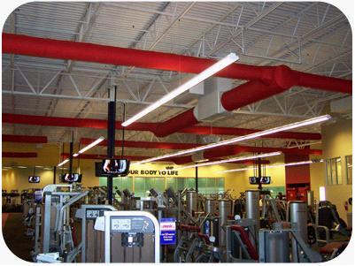 石油化工 —法瑞风管系统在石油化工领域的应用