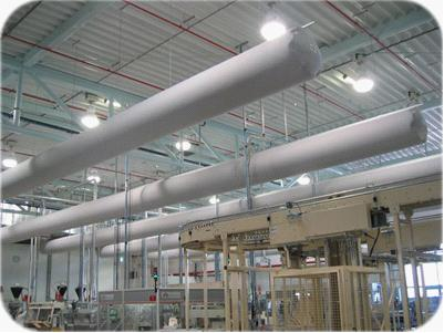轻工电子 —法瑞风管系统在轻工电子领域的应用
