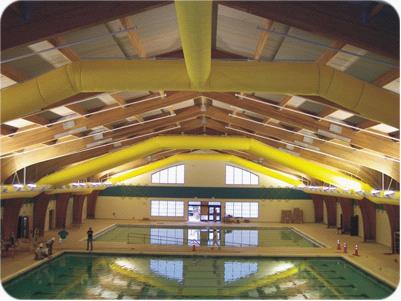 公共场馆 —法瑞风管系统在公共场馆的应用