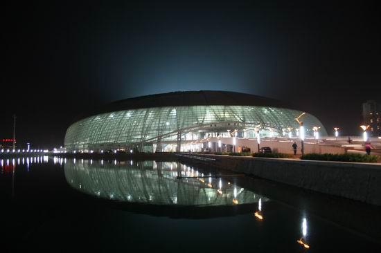 天津蓟州体育馆