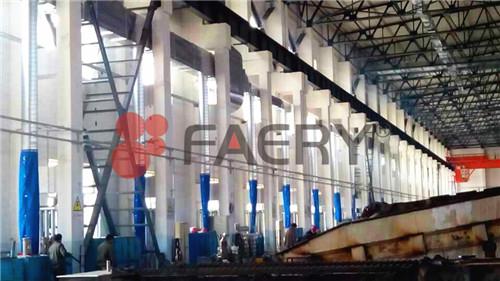 内蒙古霍林河露天煤业机修厂焊接车间