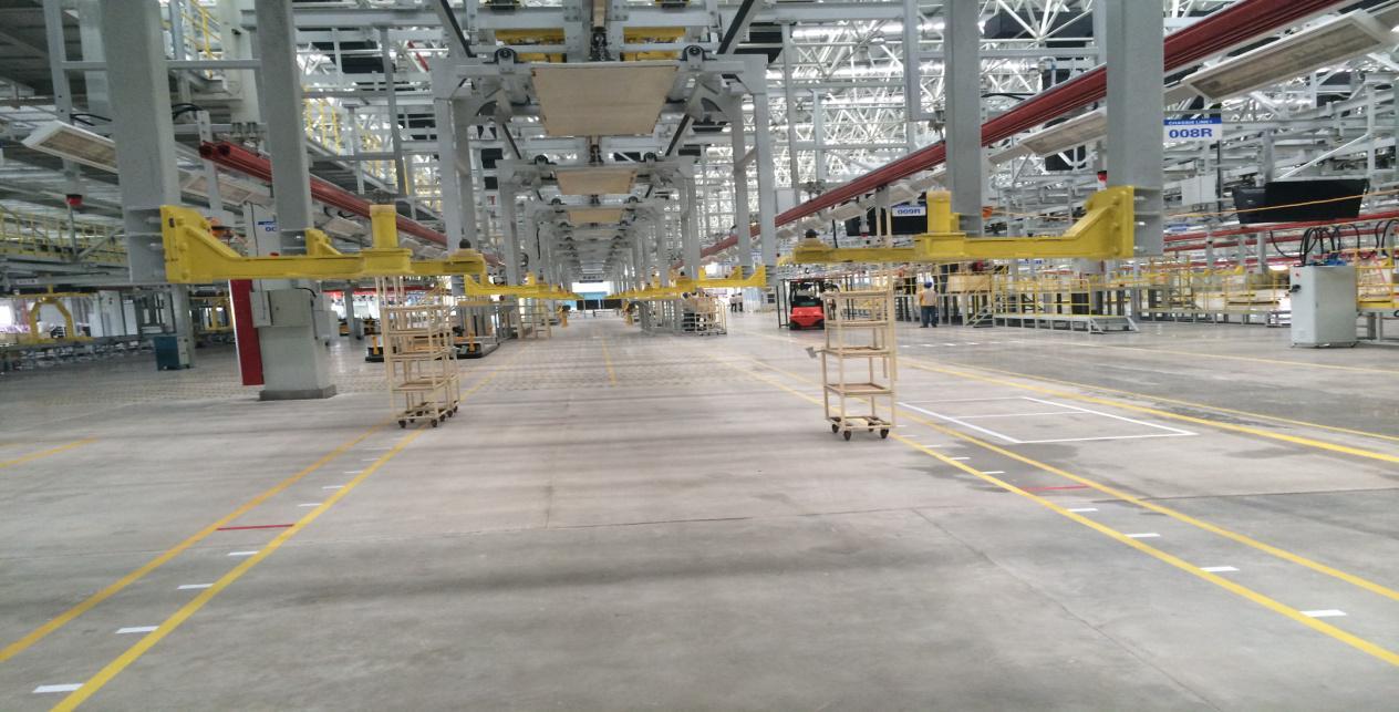 汽车装配生产线